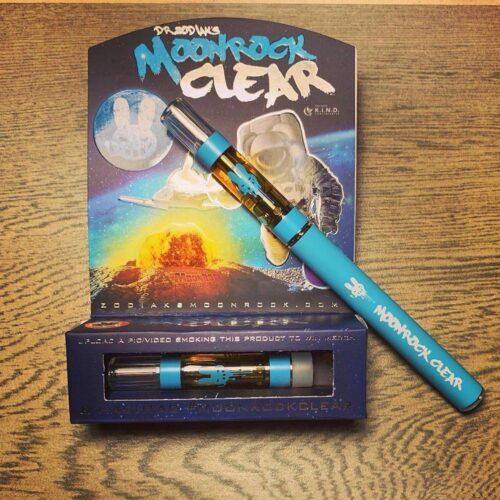 moonrock cartridge Moon rock cartridge